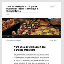 Vers une autre utilisation des données Open Data