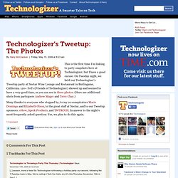 s Tweetup: The Photos | Technologizer