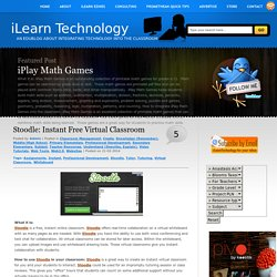 Stoodle: Instant Free Virtual Classroom