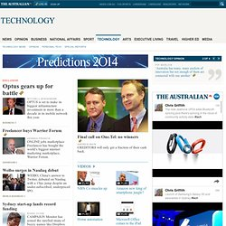 AUSTRALIAN IT | Australian IT News & Technology | The Australian