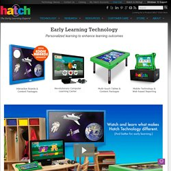 Preschool Technology for Early Childhood Classrooms