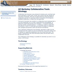 IST Collaborative Tools