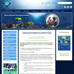 ROV Competition Home