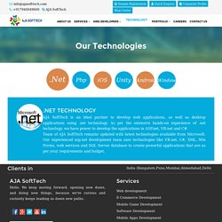 Web, Mobile Apps, Software Technology Development