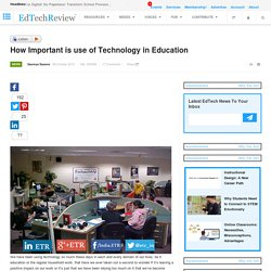 Using Technology in Education: Does It Improve Anything?