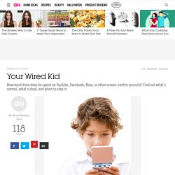 Kids and Technology - Effects of Technology on Children
