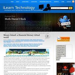 Money Island: a financial literacy virtual world