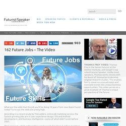 Future Jobs - Futurist Speaker