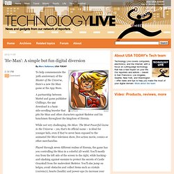 Technology Live: Latest Tech News and Gadgets - USATODAY.com