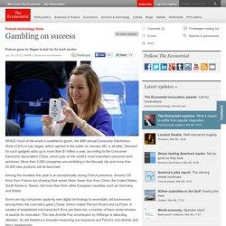 Gambling on success