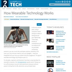 How Wearable Technology Works