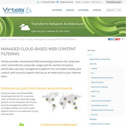 Virtela Technology Services Incorporated