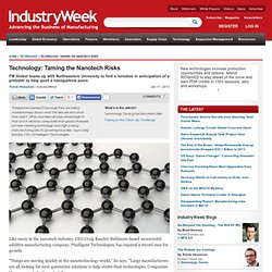 Technology content from IndustryWeek