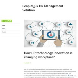 Best Cloud HR Software by PeopleQlik
