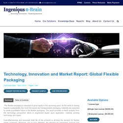 Technology, Innovation and Market Report: Global Flexible Packaging
