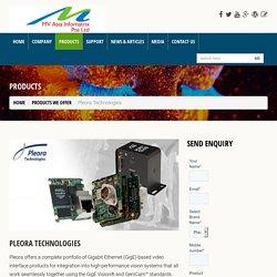 Pleora technology Video Interface Dealer Singapore