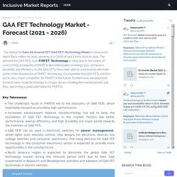 GAA FET Technology Market - Forecast (2021 - 2026)