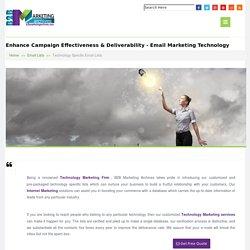 Best Technology Marketing Firms