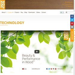 Kebony Best Wood for Terrace