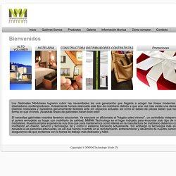 MMNM Technology - Muebles Modulares en México
