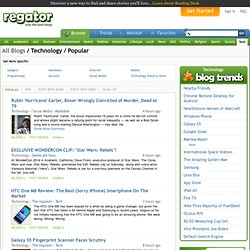 Regator - Tech News