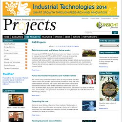 Science and technology research news