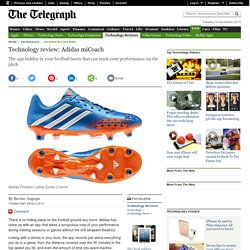 Technology review: Adidas miCoach