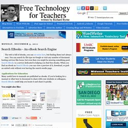 Search EBooks - An eBook Search Engine