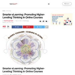 Promoting Critical Thinking In Online Courses