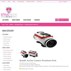 Bandit Action Camera Premium Pack