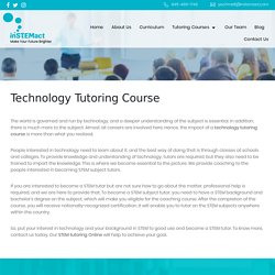 Technology Tutoring Course In USA