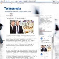 TF1 fête ses 40 ans de succès
