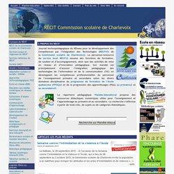 Journal technopédagogique RÉCIT Commission scolaire de Charlevoix