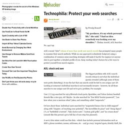 Technophilia: Protect your web searches - Lifehacker