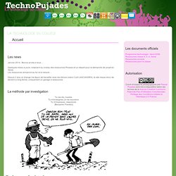 Technopujades Tutoriels papier