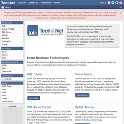 Tech on the Net