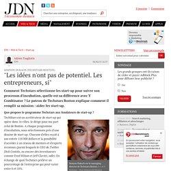 """Semyon Dukach (Techstars Boston):""""Les idées n'ont pas de potentiel. Les entrepreneurs, si"""""""