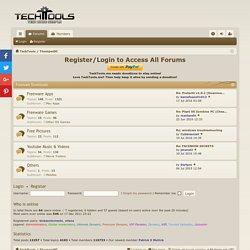 TechTools - ThumperDC - TechTools / ThumperDC