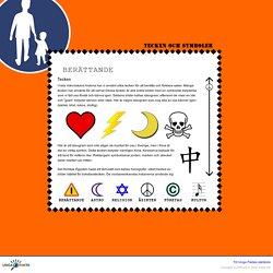 Tecken och Symboler