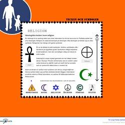 Tecken och Symboler, Religion