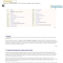 Apuntes sobre t cnicas y tecnolog a del Grabado, Ver nica Rojas Ledermann