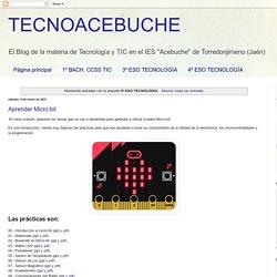 4º ESO TECNOLOGIA