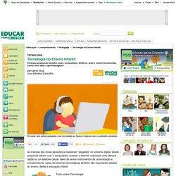 Tecnologia no Ensino Infantil