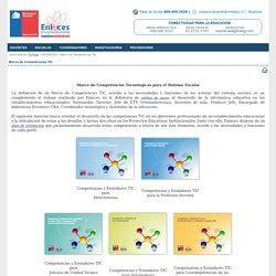 Enlaces - Centro de Educación y Tecnología - Ministerio de Educación