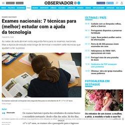 Exames nacionais: 7 técnicas para (melhor) estudar com a ajuda da tecnologia