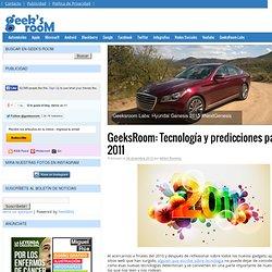 Tecnología y predicciones para el 2011
