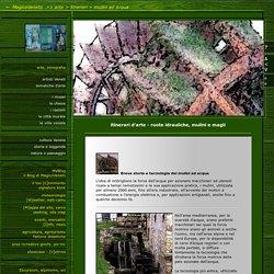 Mulini ad acqua : breve storia e tecnologia(MagicoVeneto)