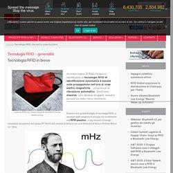 Tecnologia RFID: che cos'è e come funziona