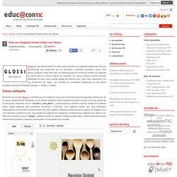 Crea una elegante revista online con Glossi