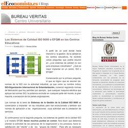 Los Sistemas de Calidad ISO 9000 o EFQM en los Centros Educativos